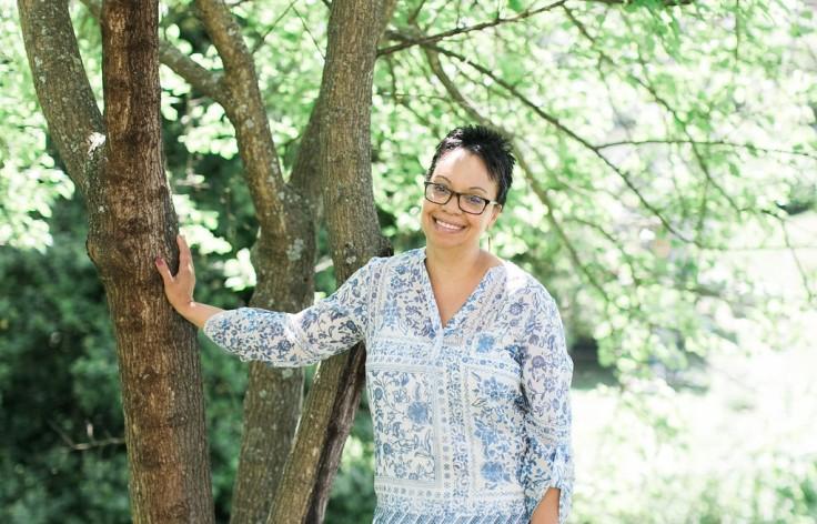 Mary and tree