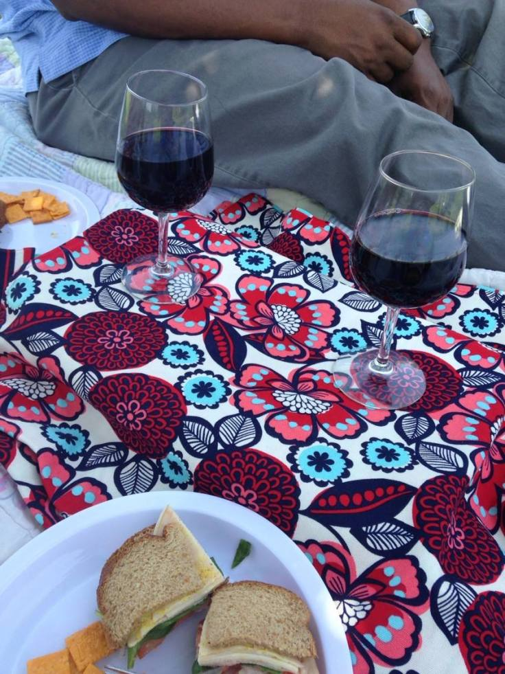 Winery Picnic