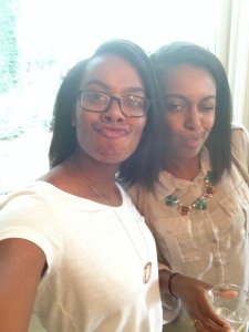 Selfie daughters