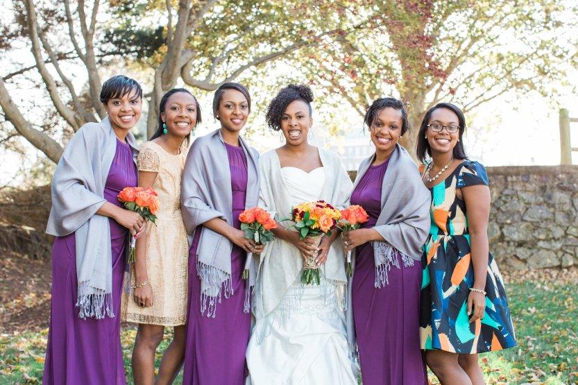 Wedding the Ladies