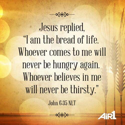 Jesus the Bread John 6