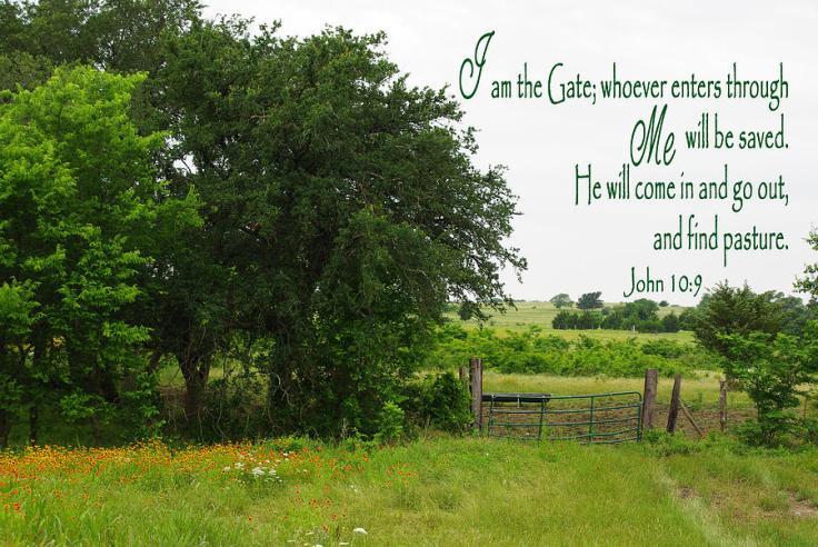 Jesus the Gate