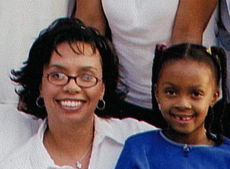 Cynthia and me