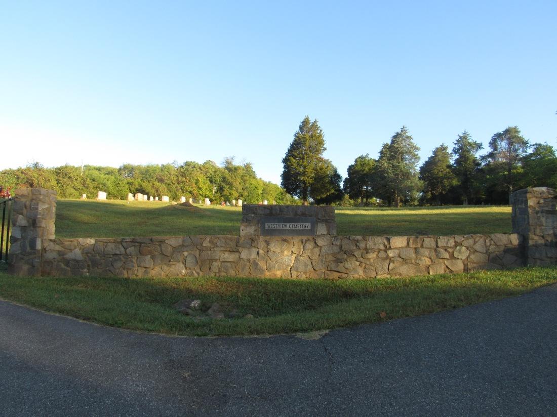 Entrance Westview