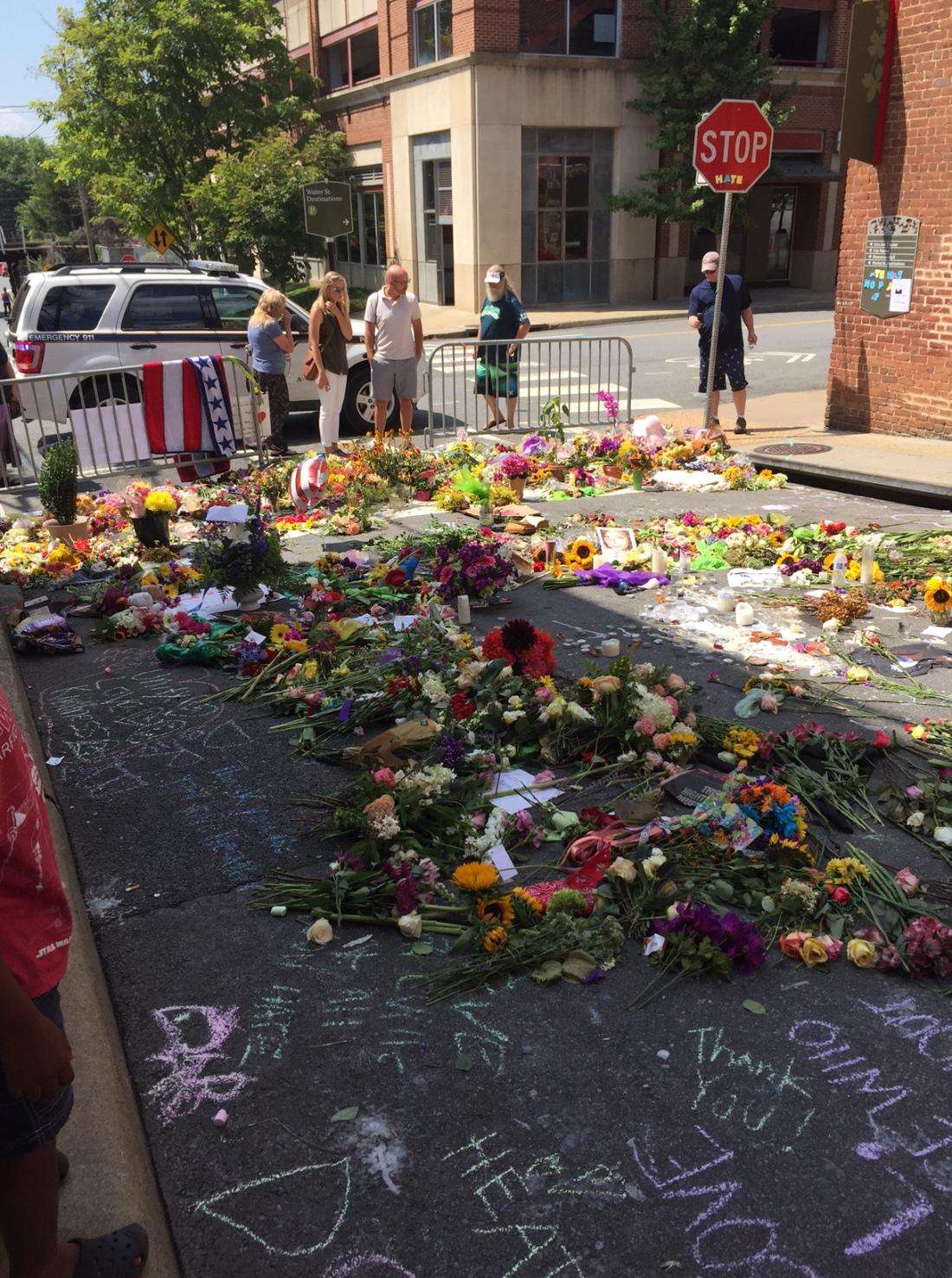 Heather Hyer Memorial